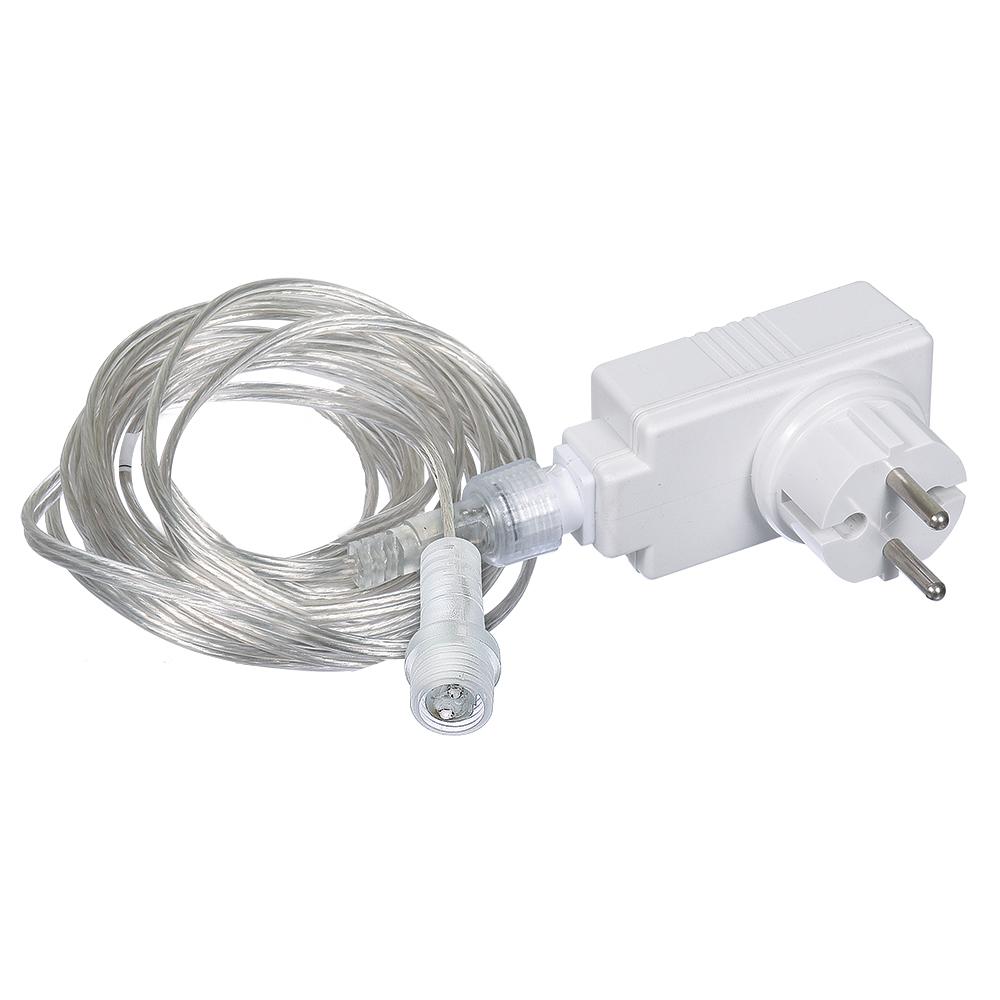 Трансформатор Vegas, мощность 12 W. 5504555045Трансформатор Vegas предназначен для подключения низковольтных гирлянд, позволяет подключить до 500 LED ламп. Изделие соединяет с собой гирлянду, при помощи единого влагозащитного коннектора.Мощность: 12 W.Влагостойкость IP 44. Используется на улице и внутри помещения от -30 до + 50.Товар сертифицирован.