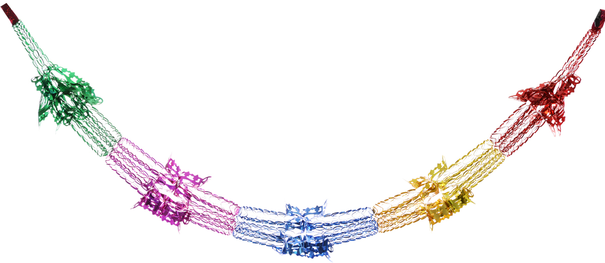 Гирлянда новогодняя Magic Time Милые елочки, 23,5 x 23,5 x 200 см42111Новогодняя гирлянда Magic Time Милые елочки прекрасно подойдет для декора дома ипраздничной елки. Украшение выполнено из ПЭТ. С помощью специальной петелькигирляндуможно повесить в любом понравившемся вам месте.Легко складывается и раскладывается. Новогодние украшения несут в себе волшебство икрасоту праздника. Они помогут вам украсить дом кпредстоящим праздникам и оживить интерьер по вашемувкусу. Создайте в доме атмосферу тепла, веселья ирадости, украшая его всей семьей.