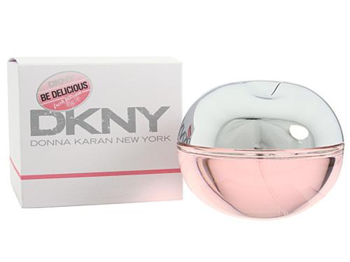 Donna Karan Delicious Fresh Blossom Woman Парфюмированная вода 50 мл брюки мужские tom tailor цвет бежевый 6404127 00 10 8493 размер 33 34 48 50 34