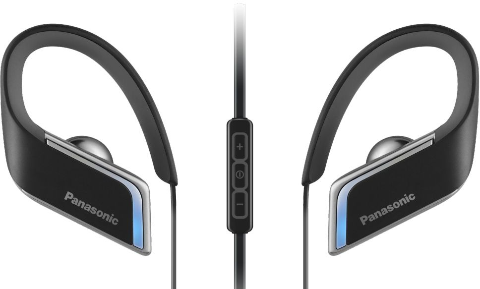 Panasonic RP-BTS50GC-K, Black наушники
