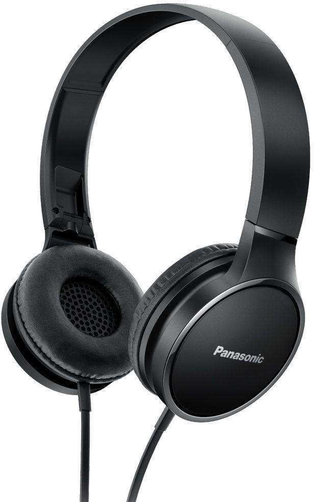 Panasonic RP-HF300GC-K, Black наушники