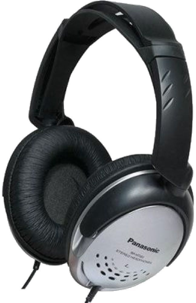 Panasonic RP-HT223GU-S наушники panasonic rp ht223gu s wired noise cancelling earphone monitor hifi sound headphones stereo headset