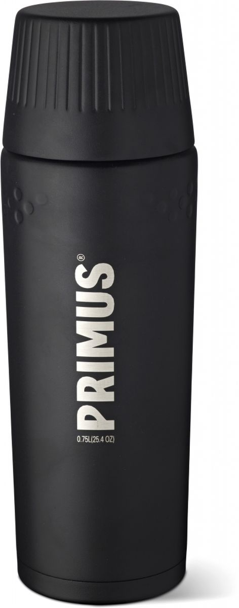 Термос Primus TrailBreak Vacuum Bottle, цвет: черный, 750 мл. P737862