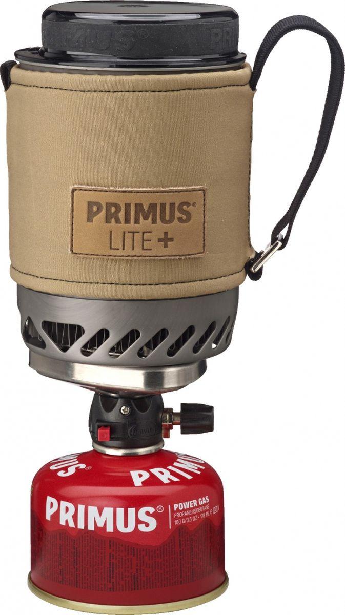Горелка газовая Primus Lite Plus, цвет: коричневый. P356009P356009Модель Lite + устанавливает новый стандарт для компактных горелок. Уникальный механизм блокировки (подана заявка на патент) делает его очень простым в использовании. Благодаря ламинарному потоку газа Burner Technology (подана заявка на патент) уменьшаются затраты газа. Идеально подходит для соло поездки или кофе-брейка для двоих (дополнительно есть в продаже кофе пресс). Горелка и все аксессуары, в том числе газовый баллончик 100 грамм, укладывается в 500 мл кастрюлю из закаленного анодированного алюминия. Модель Lite + поставляется с новым термостойким рукавом из прочной войлока. Рукав оснащен лямками с помощью которых горелку можно подвесить в вертикальном положении. Крышка сокращает время приготовления пищи. В комплект входит подставка под газовый баллон для устойчивого положения на неровной поверхности. Газ не входит в комплект.Высота (мм): 150Диаметр (мм): 100Сезон: трехсезоннаяМощность: 1500 ВтКипячение: 2:45 мин (0,5 л)Кол-во человек: 1Зажигание: пьезоВес: 390 г