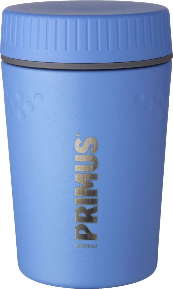 Термос Primus TrailBreak Lunch Jug, цвет: синий, 550 мл. P737950