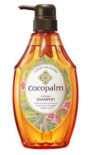 xbalamque spa and resort 4 п ов юкатан CocoPalm Шампунь серии Luxury SPA Resort для оздоровления волос и кожи головы Cocopalm Natural Shampoo 600 мл