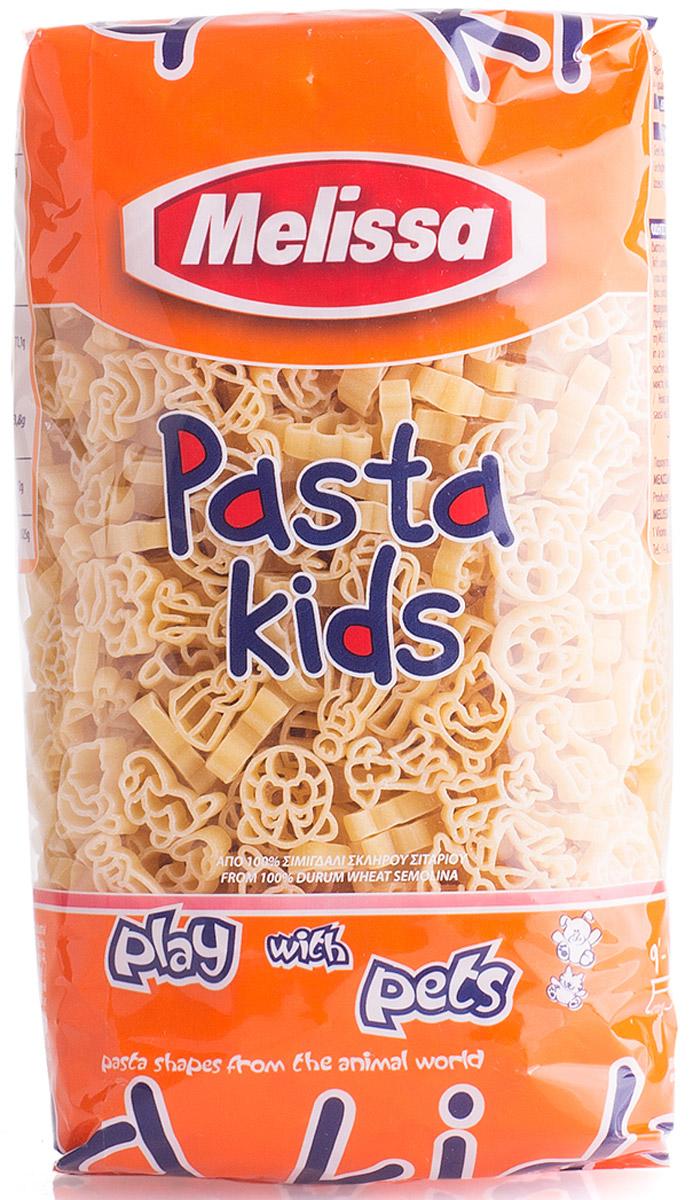 Melissa Kids паста Животные, 500 г barilla spaghettini паста спагеттини 500 г