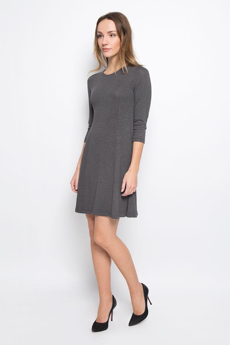 Платье Broadway Racquel, цвет: серый. 10156906_826. Размер M (46) пуловеры broadway пуловер