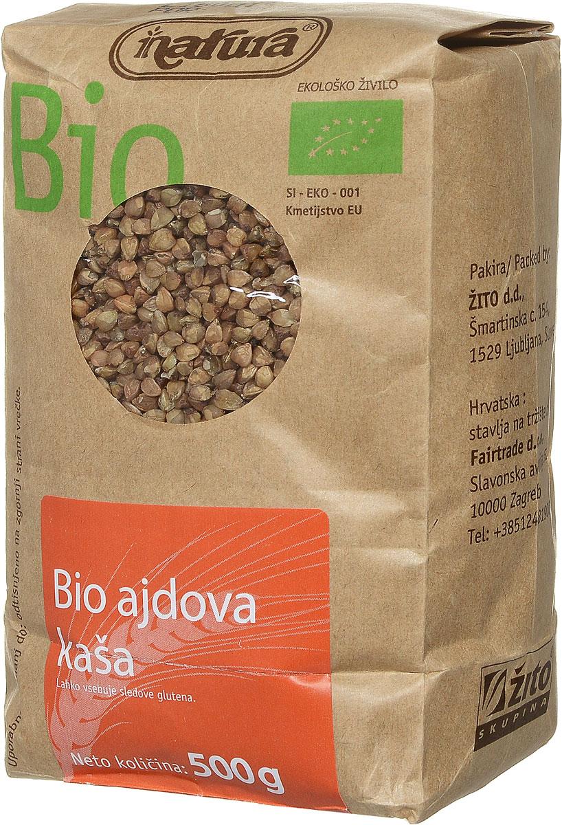 Zito Natura Bio Крупа гречневая органическая, 500 г3400010Гречка занимает особое место в словенской кухне и находит все большее применение в современном питании. Блюда с гречкой изобилуют белками, витаминами, минералами и заряжают энергией. Рекомендуется для приготовления гречневой каши с грибами, фруктовой каши, салатов или гарнира.Органические продукты Natura имеют маркировку в соответствии с законодательством и европейскую экологическую маркировку сертифицированных органических продуктов питания, так как при их производстве не используются удобрения и распылители, запрещенные в органическом производстве и обработке. Органические продукты произведены под контролем SI - EKO - 001.Органические продукты Natura производятся в регионах, где природа пока еще живет своей жизнью. Они попадают на полки магазинов и на столы людей, выбирающих здоровое питание, в той же форме, в которой их создала природа: натуральными, питательными и здоровыми. Разнообразные натуральные зерна и семена обладают всеми свойствами злаков, полностью сохраняя, таким образом, свои полезные качества.