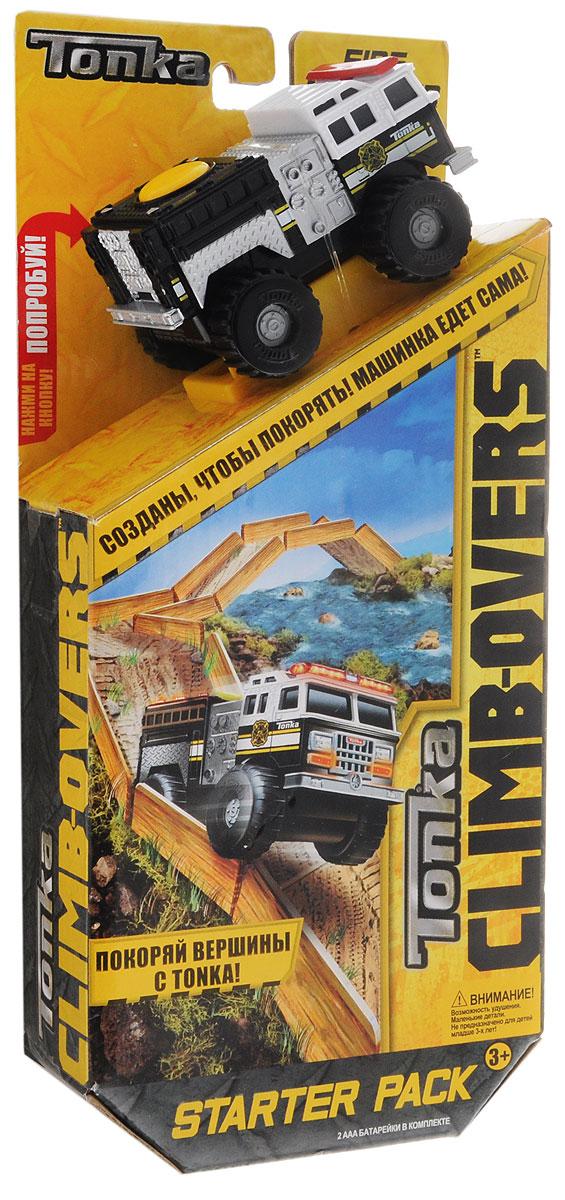 Tonka Игрушечный трек Fire Stomper автотрек tonka climb overs jeep ripsaw summit 06668t
