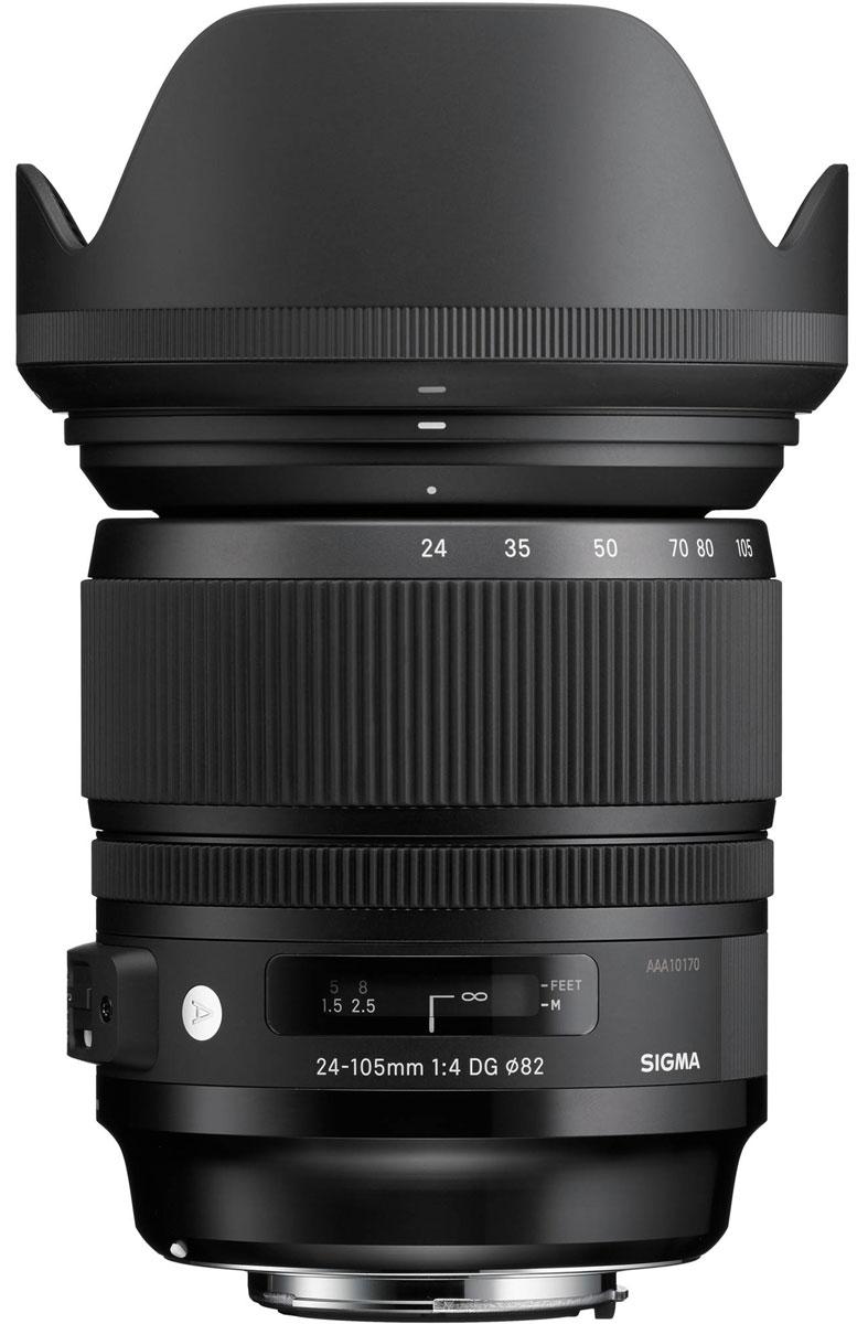 Sigma AF 24-105mm f/4. 0 DG HSM Artобъектив для Sony Sigma