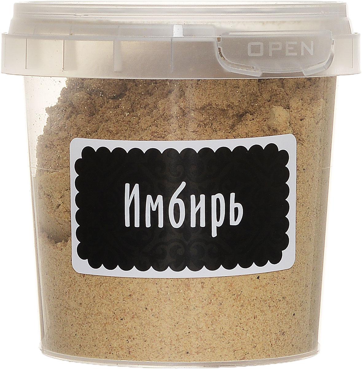 Компас Здоровья Имбирь сушеный порошок, 55 г желтый полосатик сушеный каждый день 40г