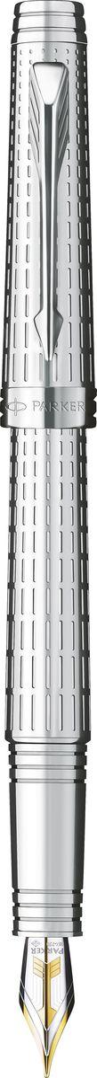 Parker Ручка перьевая Premier DeLuxe ST черная