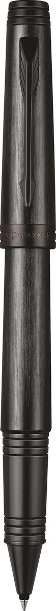 Parker Ручка роллер Premier Black Edition чернаяPARKER-S0930520Роллер Premier Black Edition, черное керамическое покрытие корпуса, черные чернила F