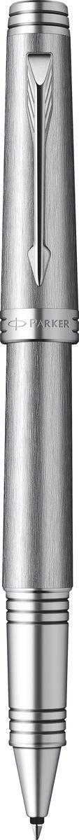 Parker Ручка роллер Premier Monochrome - Titanium PVD чернаяPARKER-S0960800Роллер Premier Monochrome - Titanium PVD, металл. корпус с титан PVD покрытием, черные чернила F