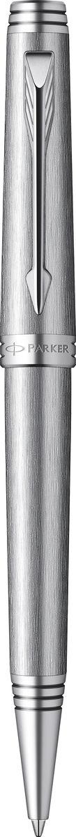 Parker Ручка шариковая Premier Monochrome Titanium PVD чернаяPARKER-S0960820Ручка шариковая Premier Monochrome - Titanium PVD, металл. корп с титан PVD покрыт, черные чер. M