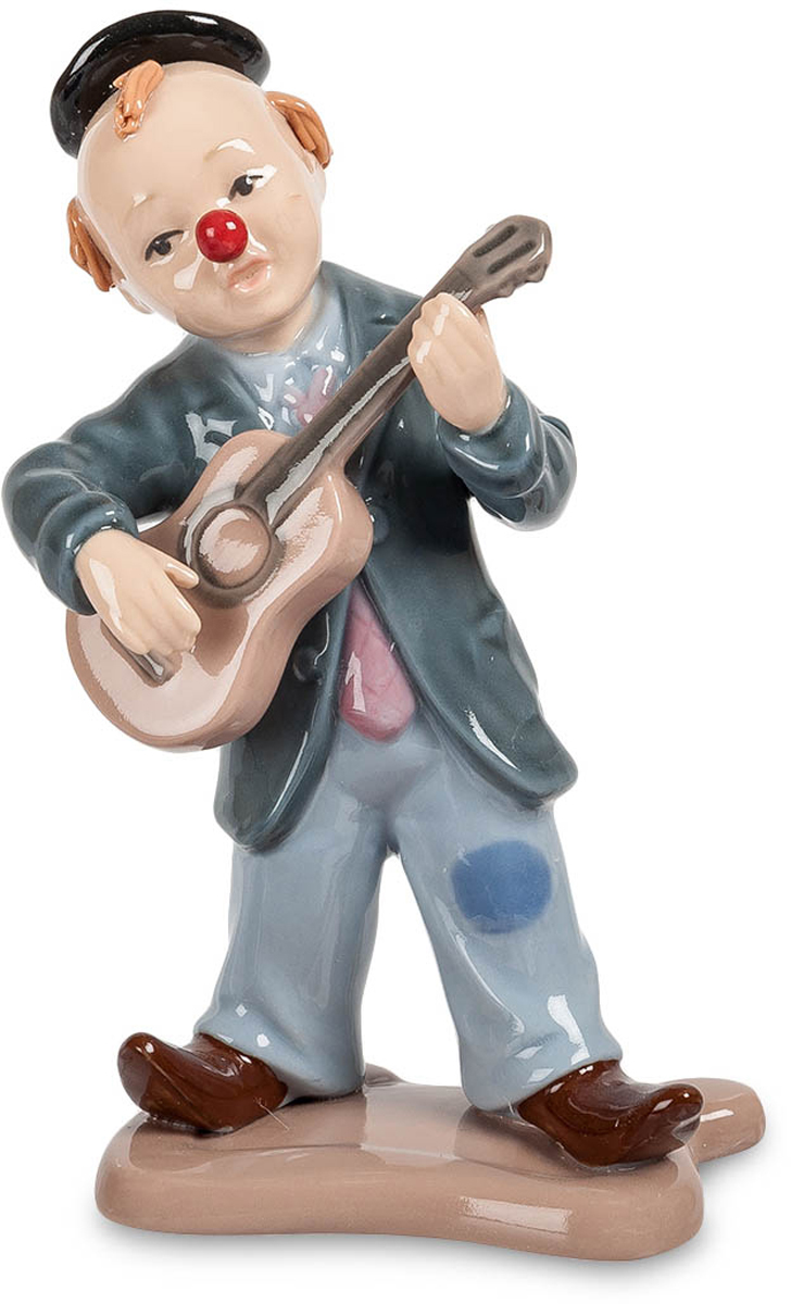 Фигурка Pavone Клоун с гитарой. CMS-23/34CMS-23/34Фигурка Клоун с гитарой (Pavone)