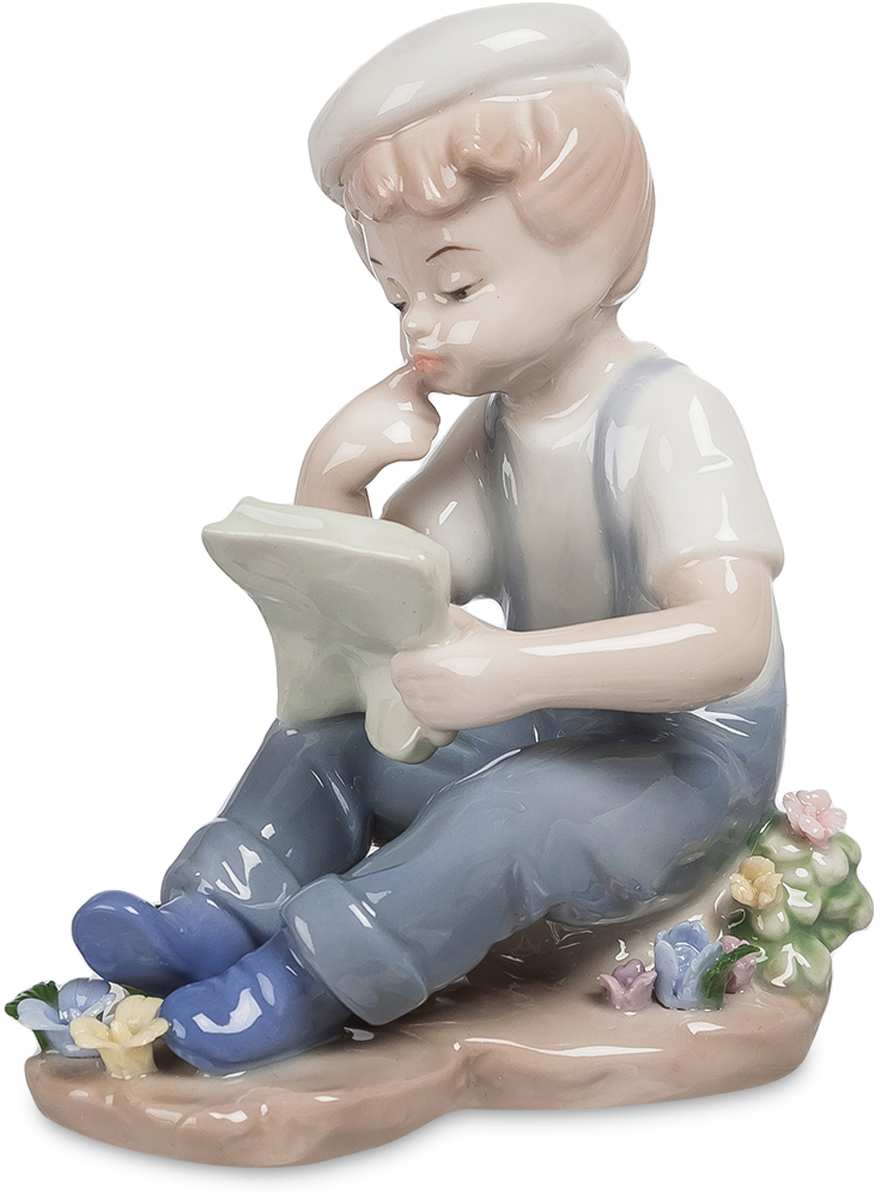 Статуэтка Pavone Мальчик. JP-42/19 jp 156 4 фигурка кот pavone 782743