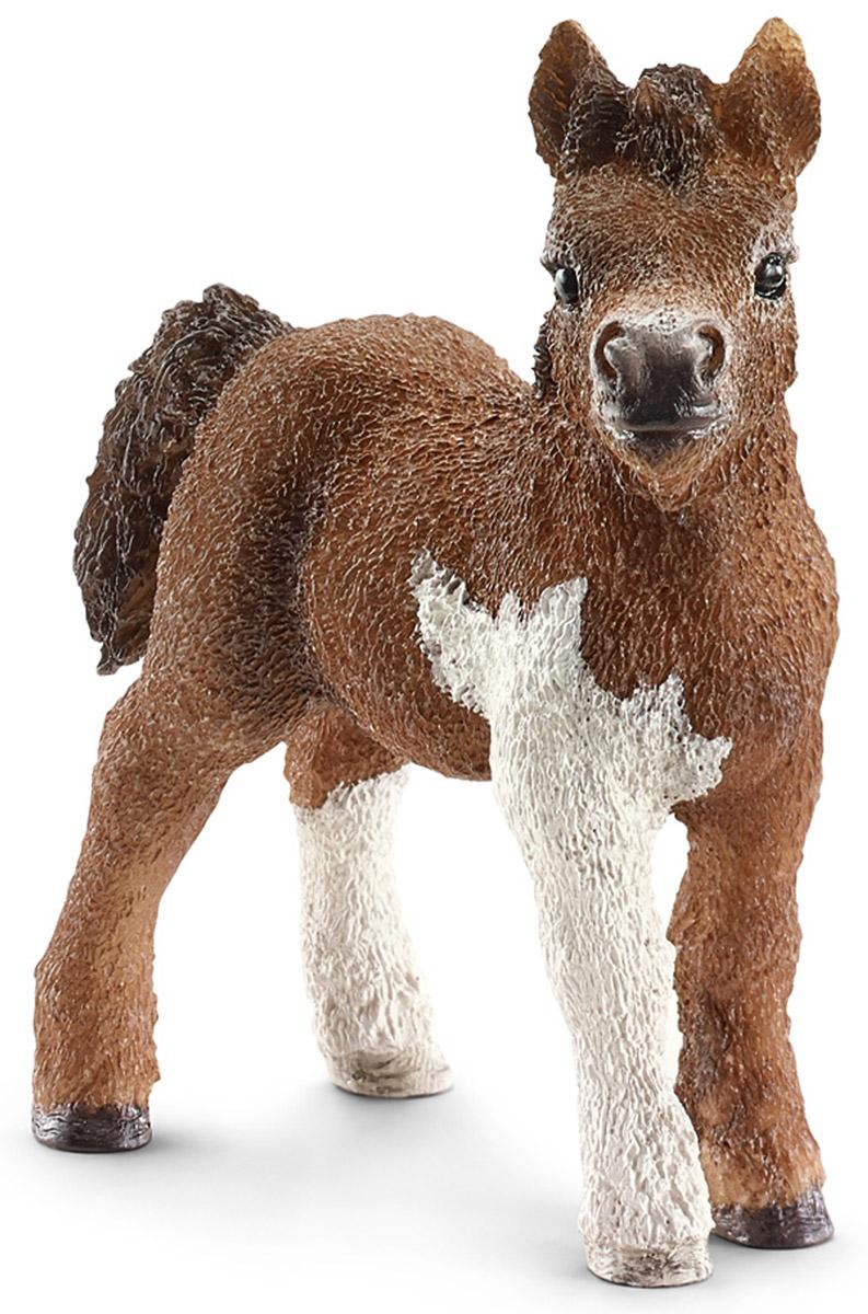 Schleich Фигурка Шетландский пони жеребенок фигурки игрушки schleich шетландский пони жеребенок