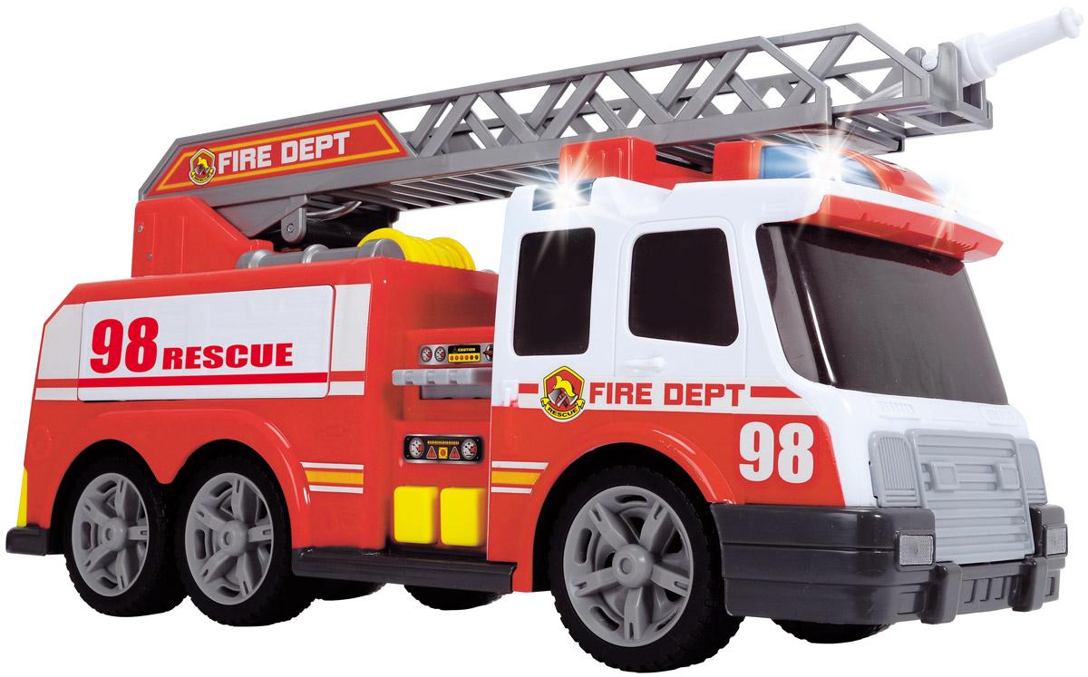 Dickie Toys Пожарная машина функциональная viking toys пожарная машина джамбо 28 см