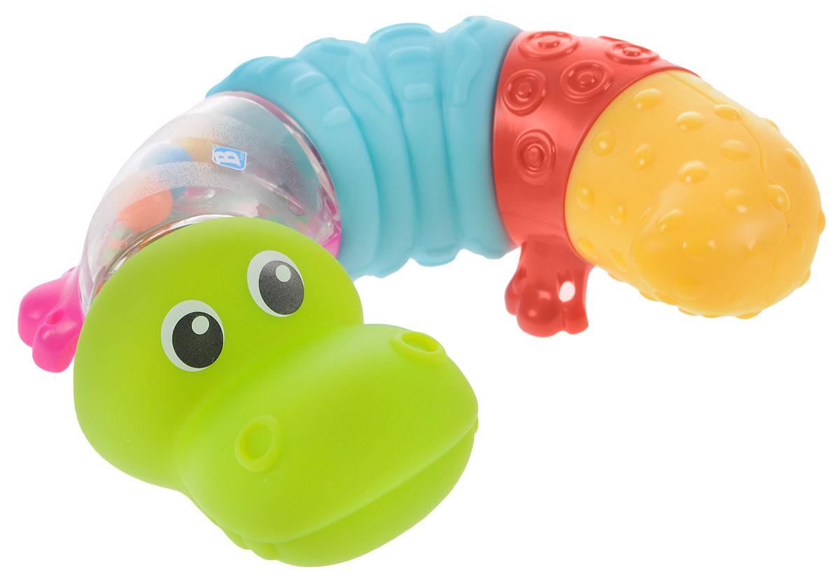 B kids Развивающая игрушка Веселый крокодильчик
