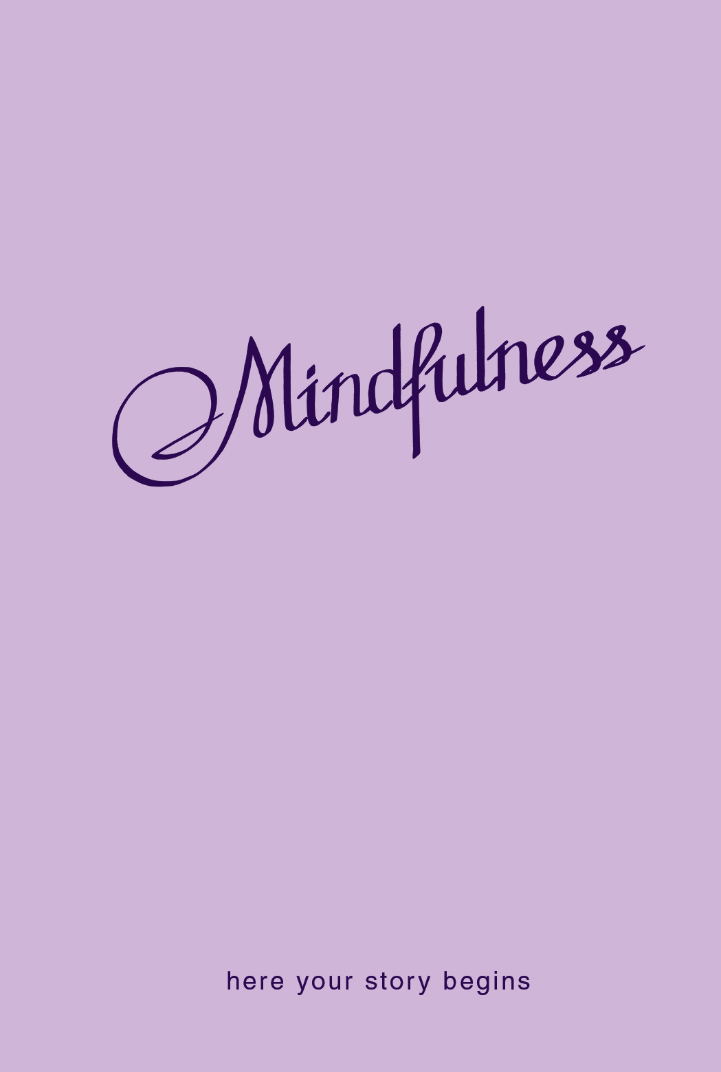 Mindfulness. Блокнот в пластиковой обложке блокнот в пластиковой обложке моне терраса в сент адресс формат а5 160 стр арте