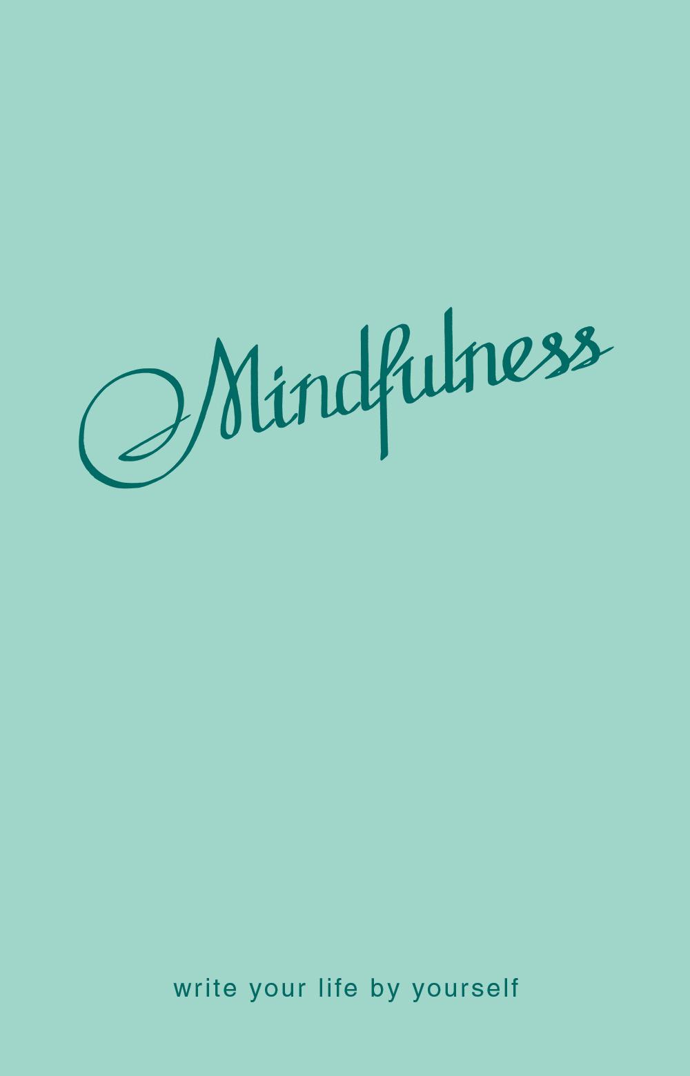 Mindfulness. Блокнот в пластиковой обложке блокнот в пластиковой обложке ван гог звёздная ночь формат а5 160 стр
