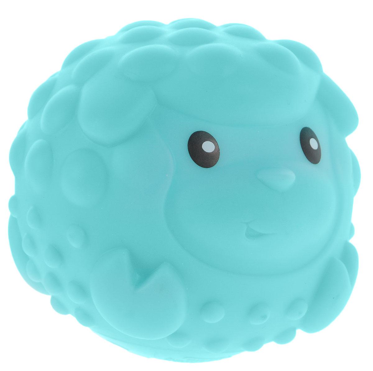 B kids Развивающая игрушка-пищалка Овечка развивающая игрушка b dot микрофон okideoki от 18 мес