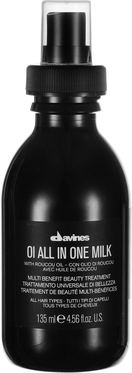 Davines Многофункциональное молочко Essential Haircare Ol All In One Milk, 135 мл davines ol all in one milk