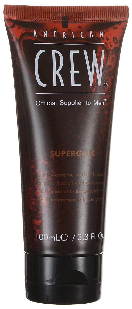 American Crew Гель для волос ультра сильной фиксации Superglue 100 мл