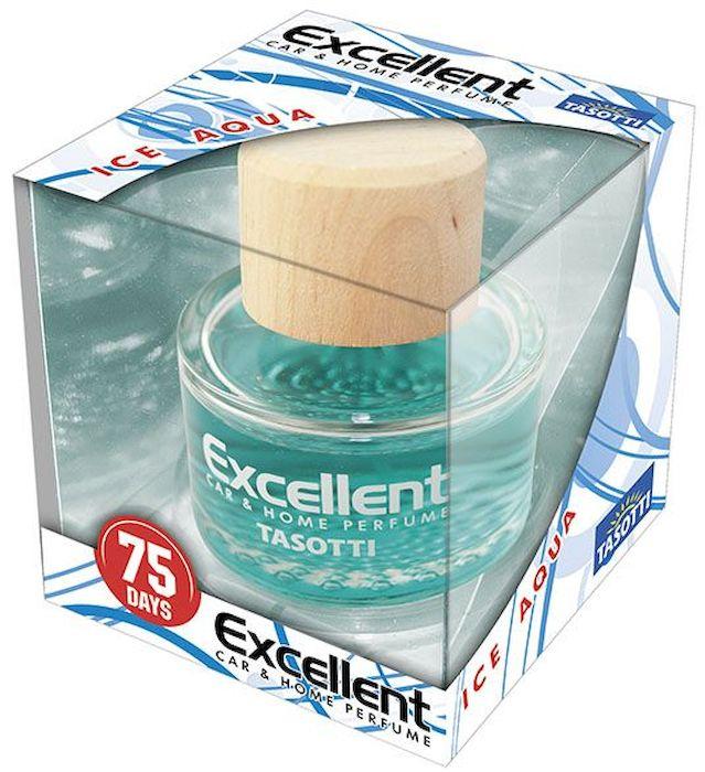 Ароматизатор автомобильный Tasotti Excellent. Ice Aqua, спрей, 60 мл38488Автомобильный ароматизатор эффективно устраняет неприятные запахи и придает приятный аромат. Кроме того, ароматизатор обладает элегантным дизайном.