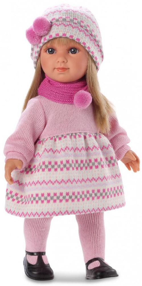 Llorens Кукла Елена цвет одежды розовый каталог одежды елена миро
