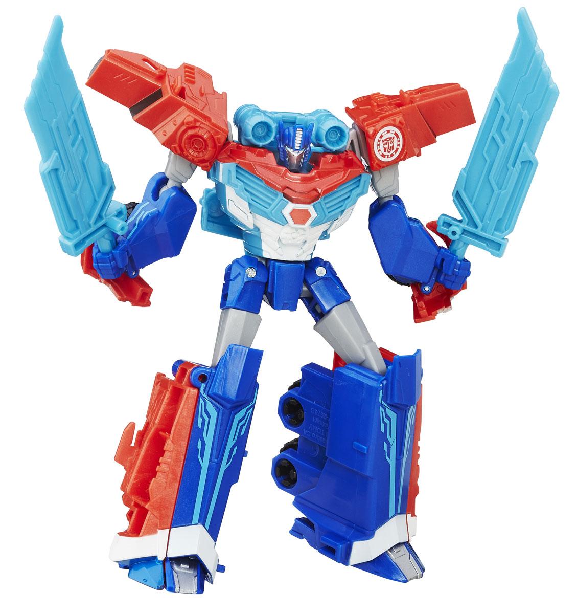 Transformers Трансформер Optimus Prime B7040 stylish transformers optimus prime decepticon pendant necklace