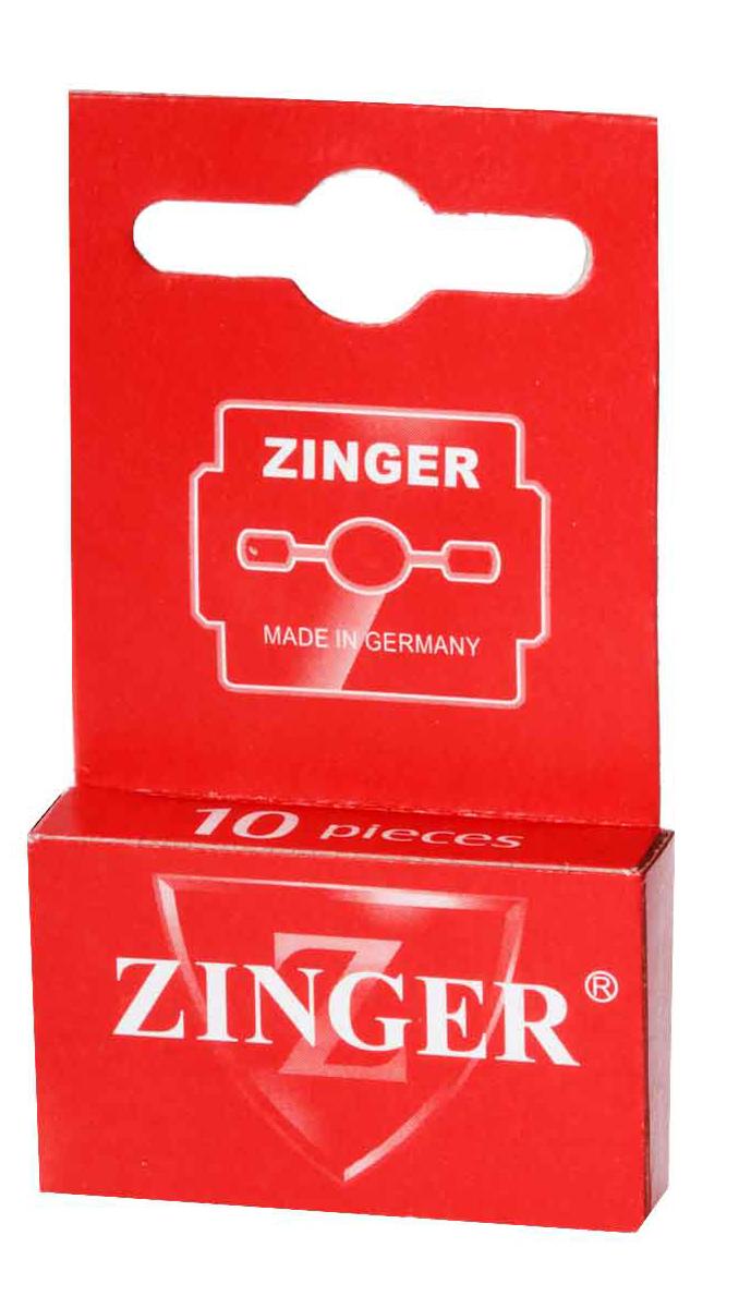 Zinger Лезвия для экстактора красные zo-BLADES-10-S\RC, 10 штук41036Комплект лезвий для педикюрного станка