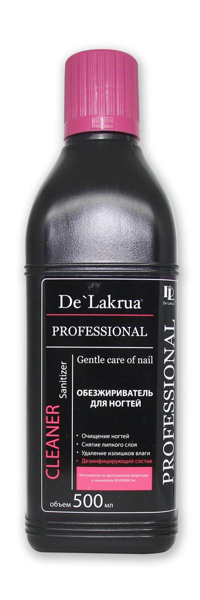 Severina Обезжириватель для ногтей DeLakrua Professional, 500 мл64037