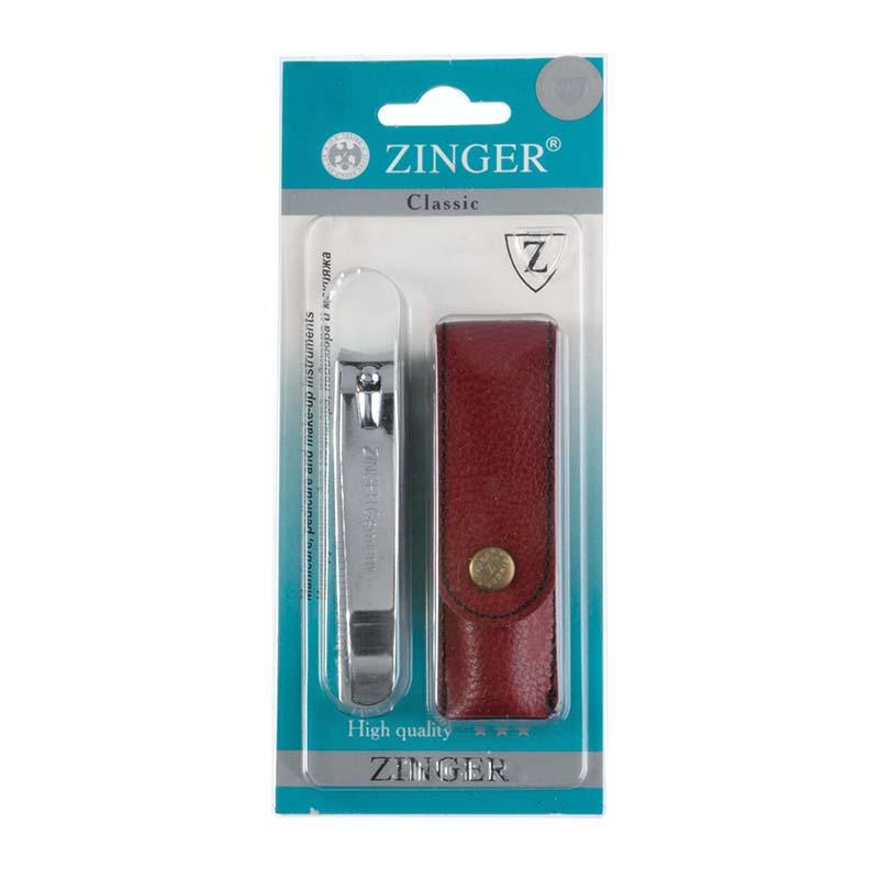 Zinger Книпсер с чехлом из искусственной кожи, цвет чехла: красный. zo-SIS-48-28633Книпсер с чехлом из искусственной кожи.