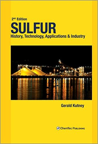 Sulfur: History, Technology, Applications and Industry atamjit singh pal paramjit kaur khinda and amarjit singh gill local drug delivery from concept to clinical applications