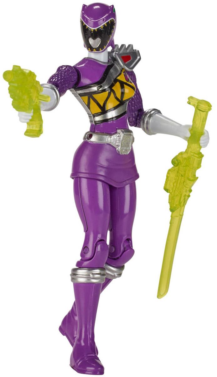Power Rangers Фигурка Purple Ranger Action Hero jada могучие рейнджеры фигурка black ranger