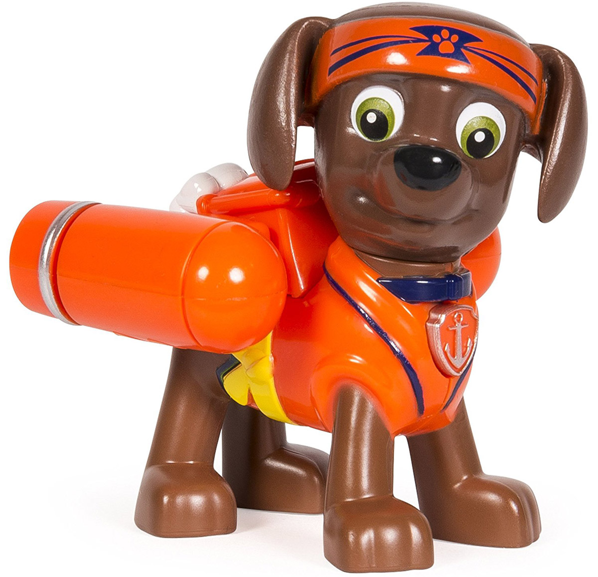 Paw Patrol Фигурка Pup-Fu Zuma мешок для обуви paw patrol для девочки