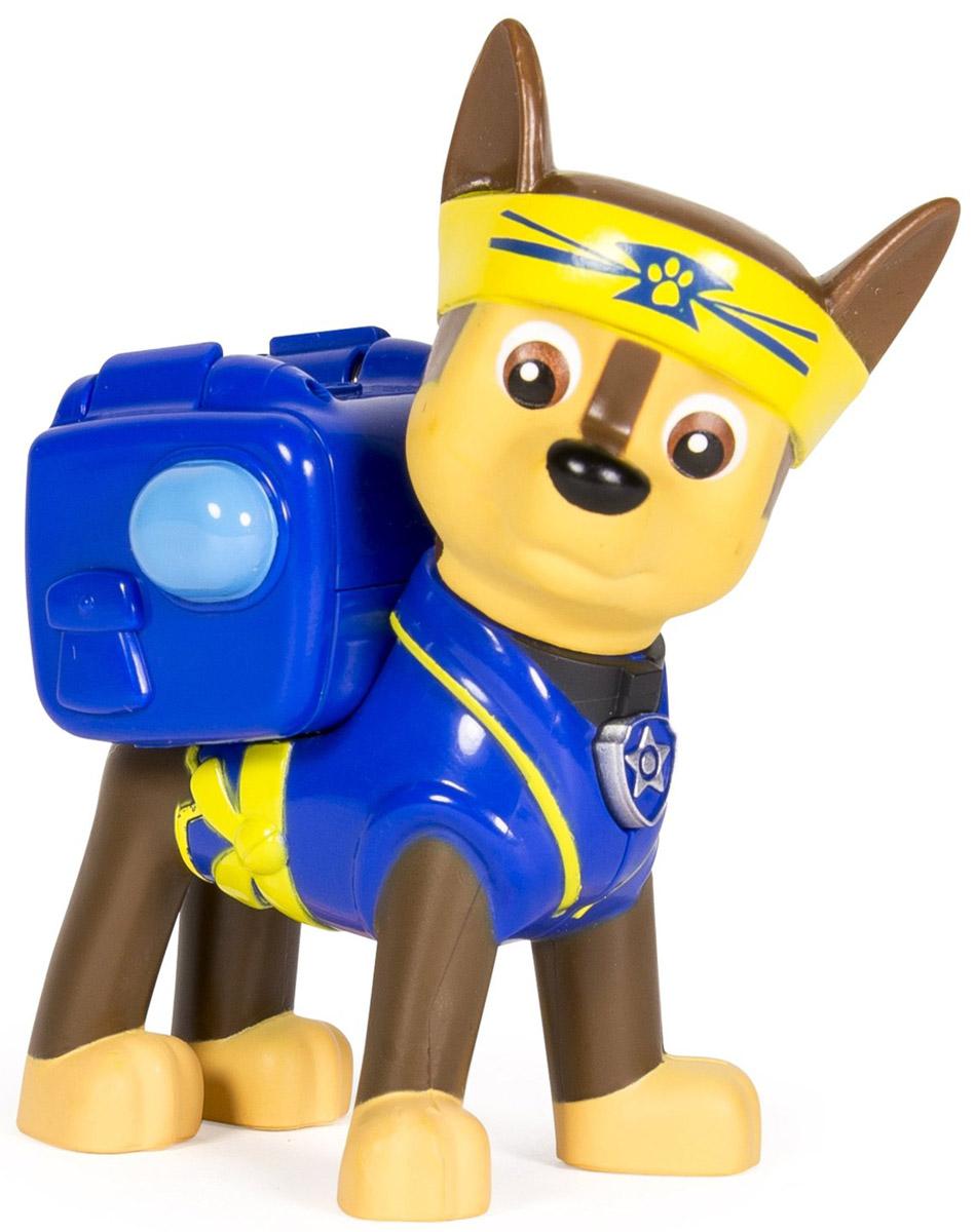 Paw Patrol Фигурка Pup-Fu Chase мешок для обуви paw patrol для девочки