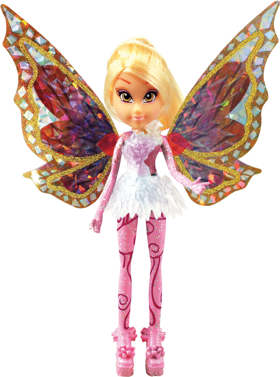 Winx Club Мини-кукла Stella винкс посуда