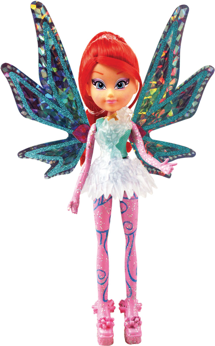 Winx Club Кукла Тайникс Bloom IW01351500 gulliver кукла стелла тайникс winx club