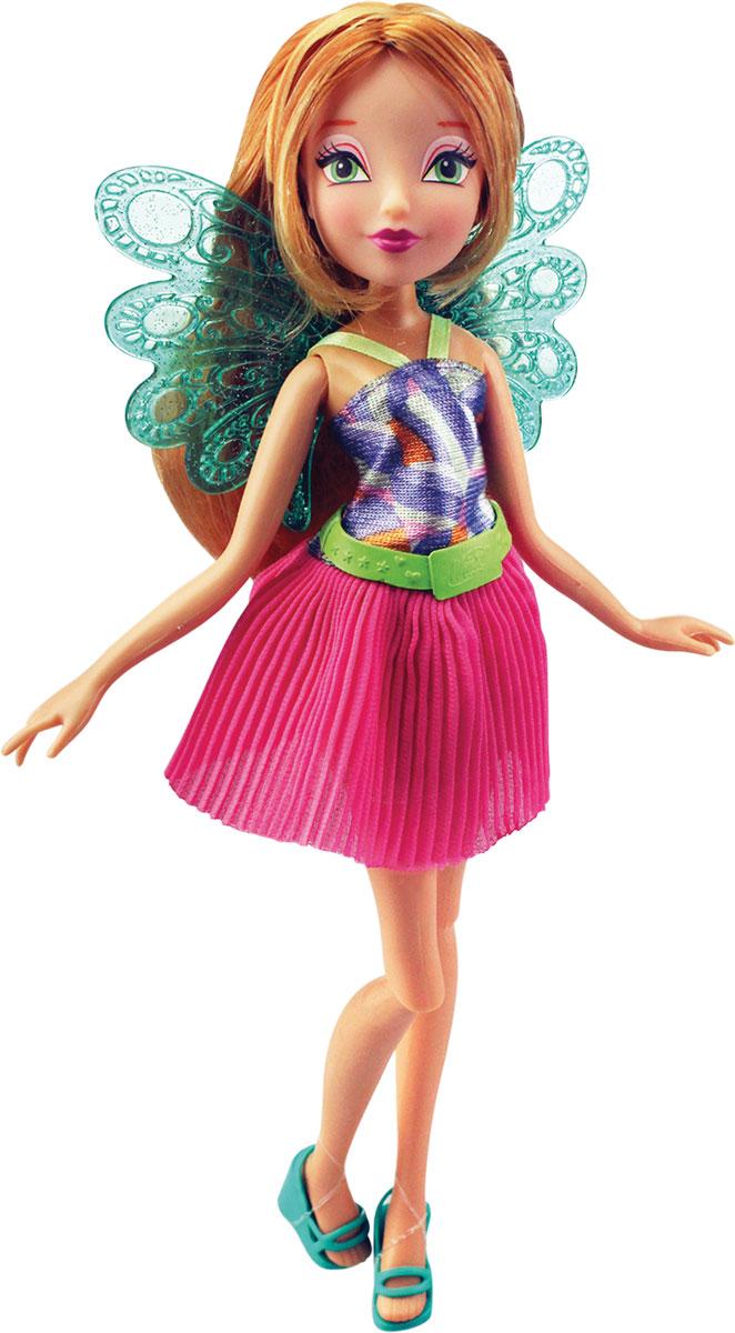 Winx Club Кукла Волшебный питомец Flora кукла winx club волшебный питомец 28 см в ассортименте