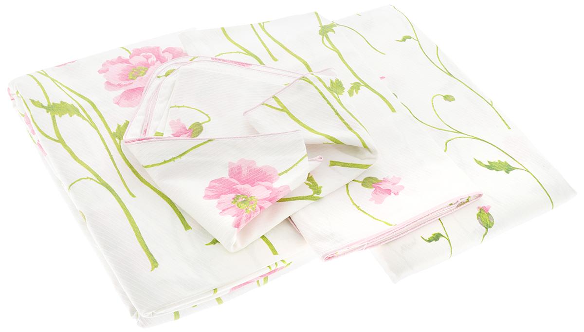 Комплект белья Гаврилов-Ямский Лен, 2-спальный, наволочки 70х70. 66636663Комплект постельного белья Гаврилов-Ямский Лен, выполненный из 100% хлопка, состоит из пододеяльника, простыни и двух наволочек.Хлопковая ткань является одной из гиппоаллергенных и прочных тканей, хорошо пропускает воздух, впитывает пары влаги, она мягкая, отлично стирается и гладится и плюс ко всему не такая дорогая, как натуральный шелк. Приобретая комплект постельного белья Гаврилов-Ямский Лен, вы можете быть уверены в том, что покупка доставит вам и вашим близким удовольствие и подарит максимальный комфорт.