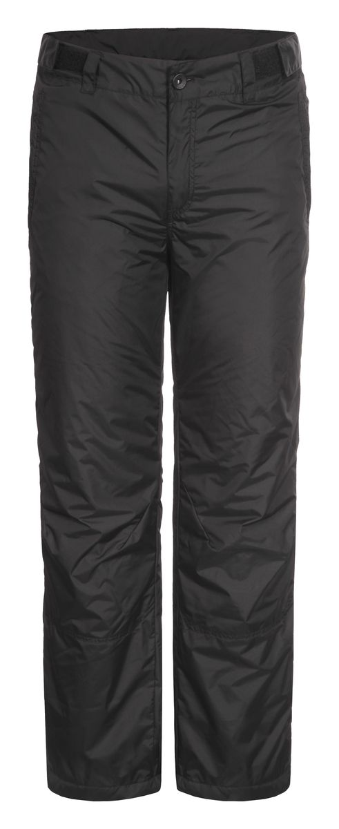 Брюки мужские Luhta Tarmo, цвет: черный. 636810355LV. Размер 56636810355LVМужские брюки от Luhta выполнены из полиэстера. Модель застегивается на пуговицу в талии и ширинку на молнии, имеются шлевки для ремня и дополнительно хлястики на липучках. Спереди брюки дополнены двумя врезными карманами на застежках-молниях, а сзади двумя прорезными с клапанами на липучках.