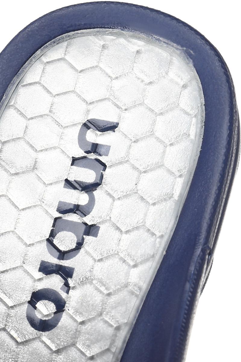 Шлепанцы мужские Umbro Slide, цвет:  темно-синий, серебряный.  80490U.  Размер 8 (40) UMBRO