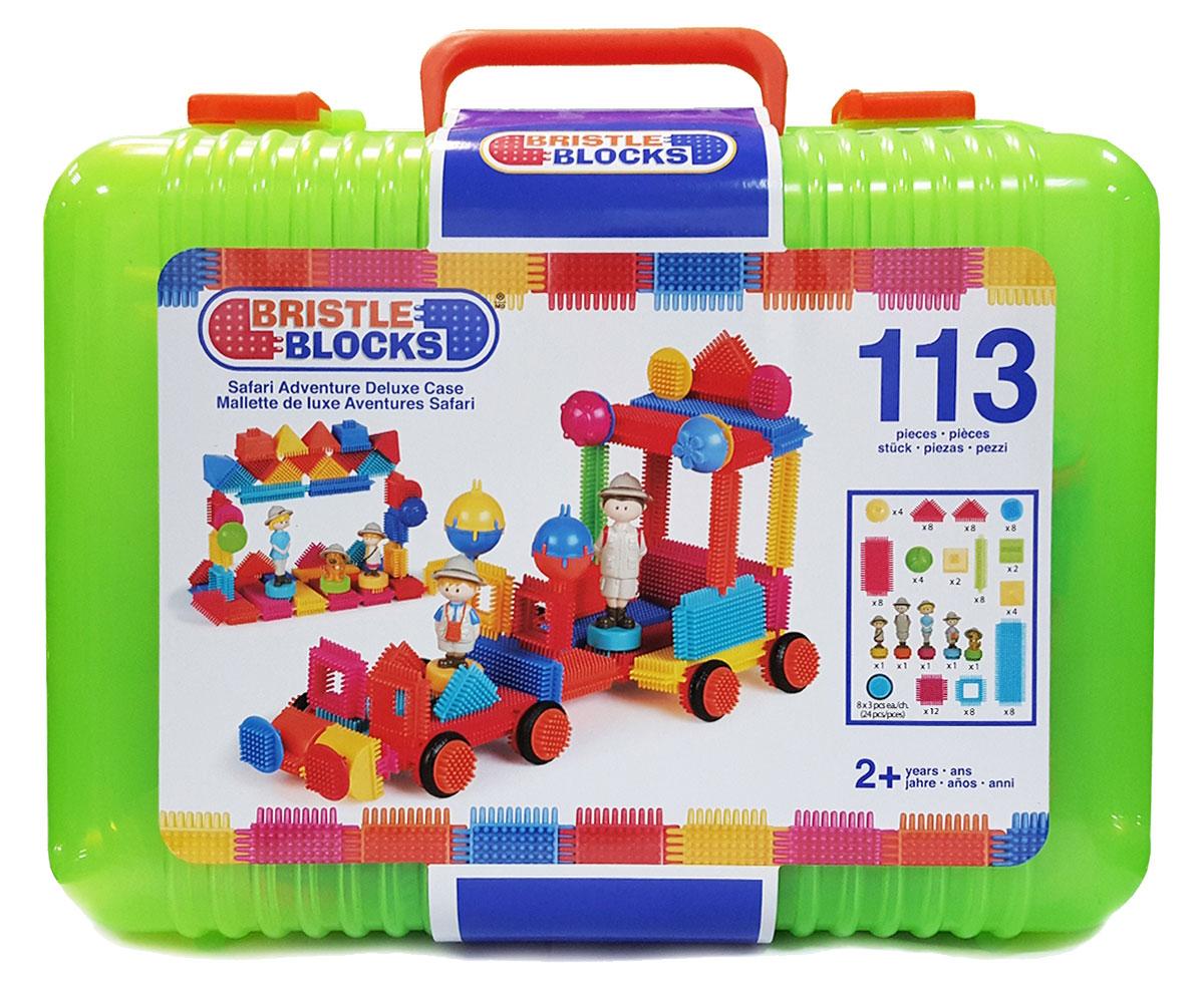 Bristle Blocks Конструктор игольчатый 113 деталей купить конструктор bristle blocks