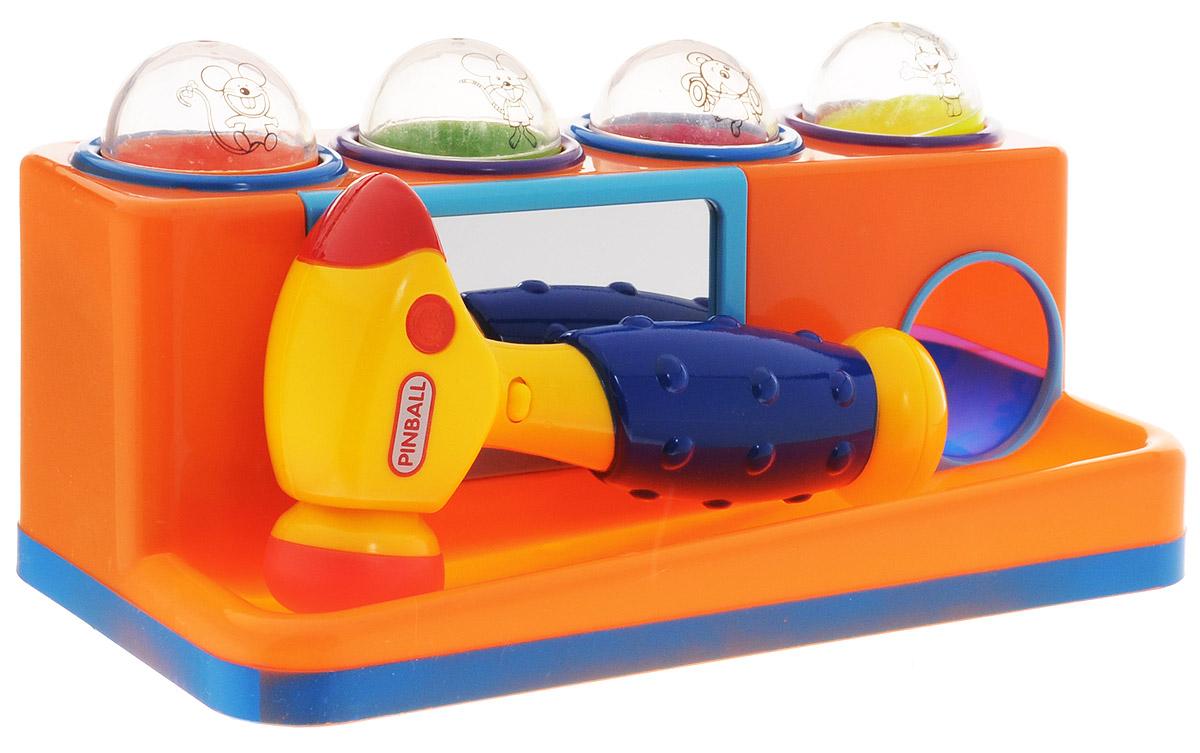 Mommy Love Развивающая игрушка Веселый молоточек развивающая игрушка stellar веселый молоточек цвет зеленый желтый голубой
