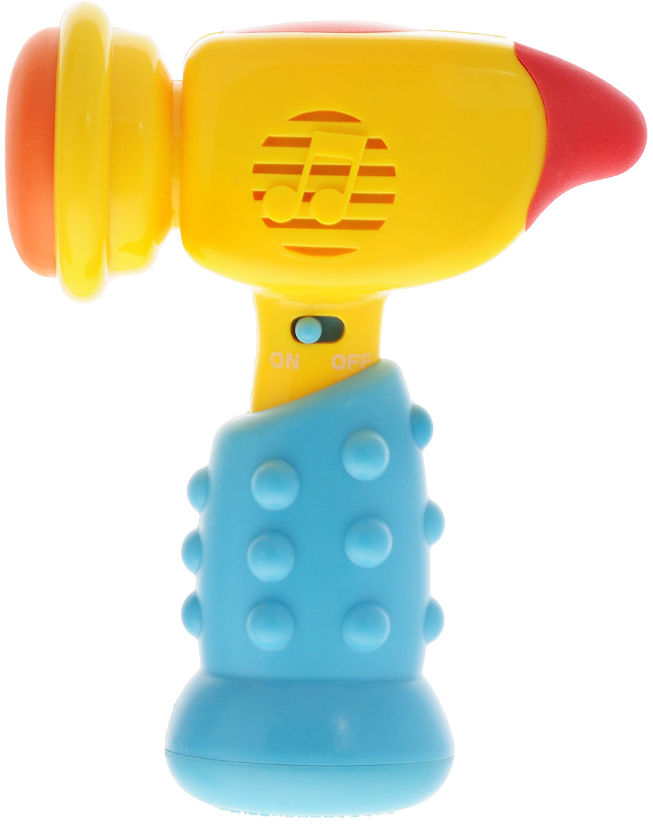 Mommy Love Развивающая игрушка Молоточек развивающая игрушка stellar веселый молоточек цвет малиновый розовый желтый