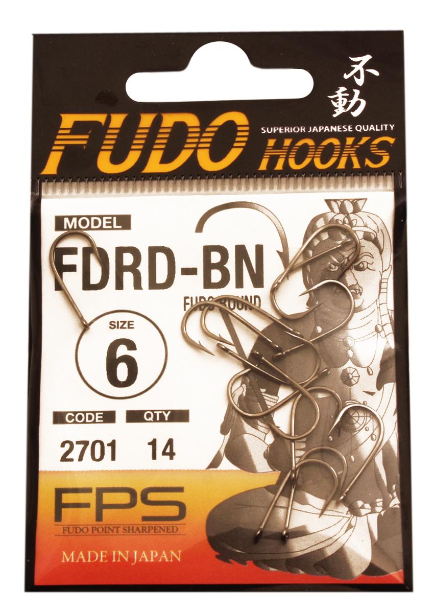 Крючок Fudo Round, №6 BN (2701), 14 шт13-10-7-144Рыболовные крючки FUDO, производства Японии, являют собой сочетание лучших материалов , лучших технологий и наилучших человеческих навыков. Основными характеристиками крючков являются : 1 ) оптимальная форма -с точки зрения максимального улова. 2) Экстремальный заточка крюка , которая сохраняется при длительной ловле. 3) Отличная эластичность, что позволяет им противостоять деформации. 4) Общая коррозионная стойкость в процессе производства , благодаря нескольким патентам в области металлургии и производства техники. Сталь с управляемым содержания углерода -это те материалы, которые применяются в производстве крючков. Эти материалы, в виде калиброванной проволоки ,изготавливаются исключительно для инжиниринговой службы FUDO . После чего, крючок подвергается двум различным методом для заточки : механическим и химическим. Во время заточки, уровень остроты контролируется онлайн , что в итоге приводит к идеальному повторению всей серии. Прочность крючка реализуется через печи , где система компьютерной помощи регулирования температуры , позволяет достичь точности в производстве в 0,01 градуса по Цельсию, и времени обработки с точностью 0, 001 секунды. В результате крючки FUDO получаются абсолютно закаленными , что позволяет добиться отличного результата по твердости и эластичность, а также все модели крючков обладают анти коррозионным покрытием. Место крепления крюка с леской, выполненно в виде лопатки.